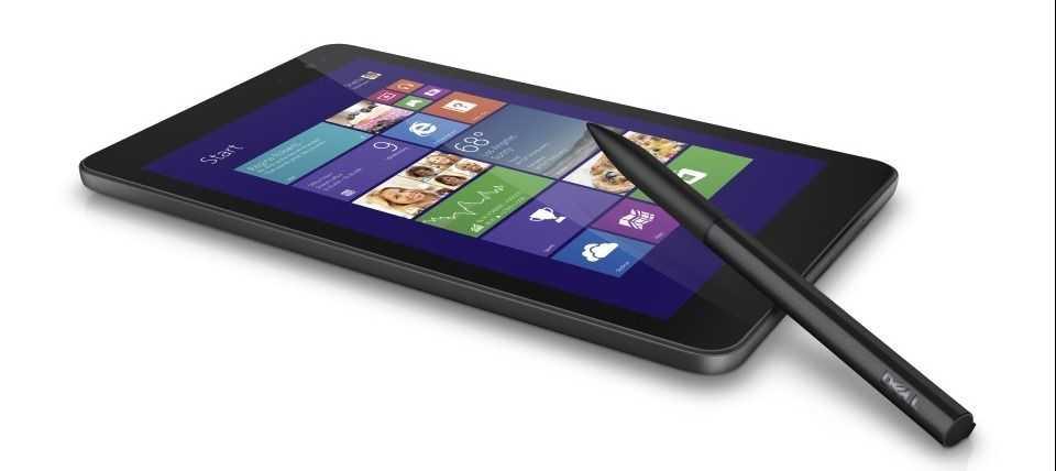 windows tab with stylus