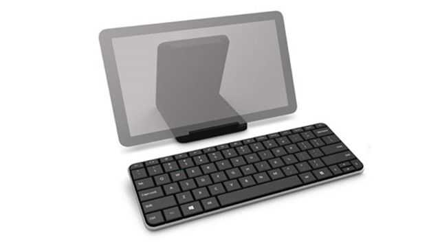 Wedge Keyboard