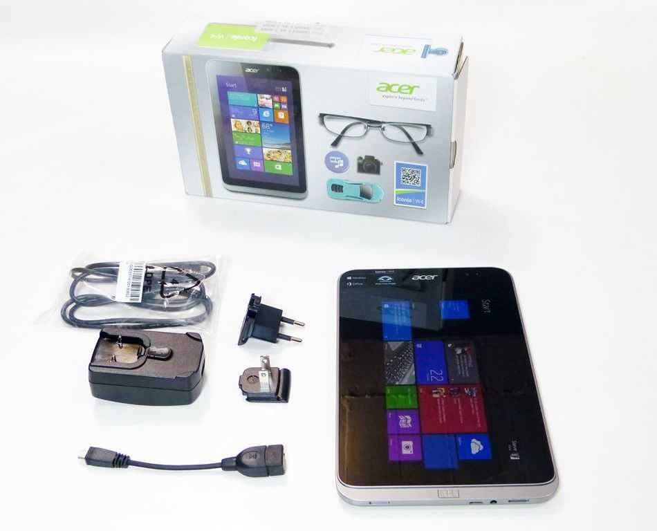 Acer W4 821 với nhiều tính năng đặc biệt