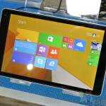 Emdoor EM-i8080 low-cost Windows 8-inch tablet in hands-on