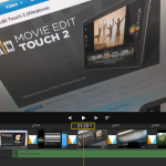 Movie Edit Touch 2 on Windows 8 Tablet – Report and Demo