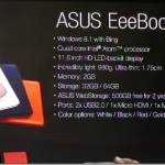 ASUS EeeBook X205. Sub 1KG Windows laptop for €199. Hands-on.