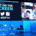 IDF 2014 Keynote Notes (Mobile computing)