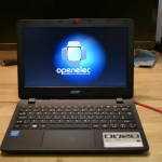 Acer Aspire E11 Openelec