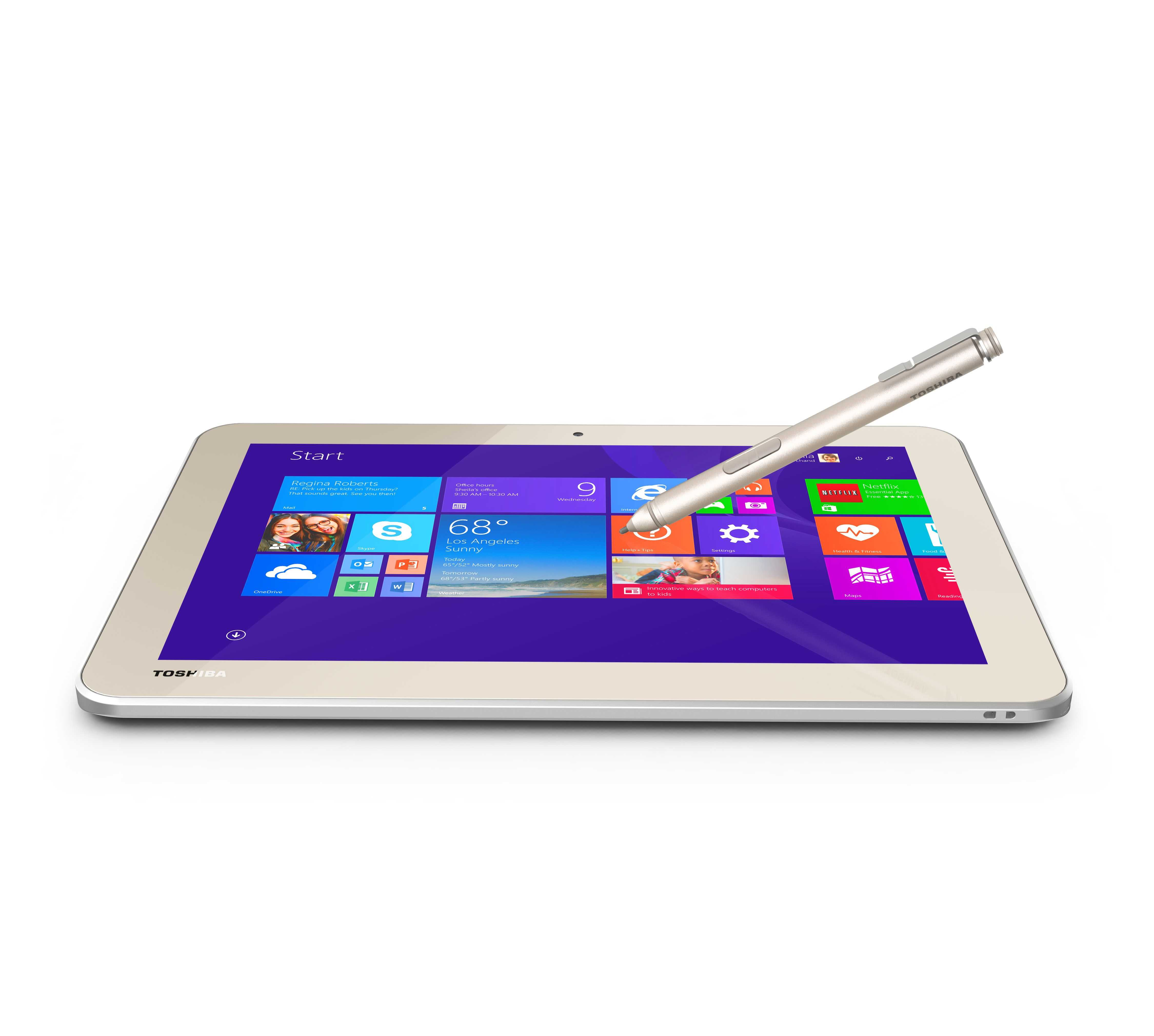list of tablet pcs with digitizer or pen support