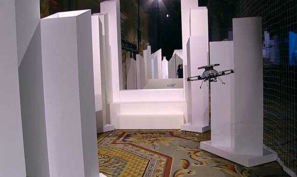 'Game of Drones' automated navigation.