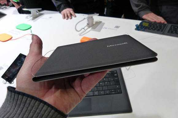 Microsoft universal folding keyboard.