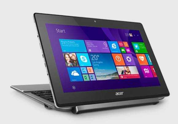 Acer Aspire Switch 11V. Expected at Computex, 2015 (June)
