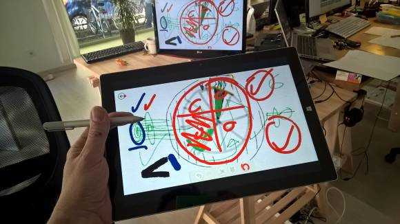 When it's working, the Surface Pro 3 is the perfect demonstration of why wireless display is worth having.
