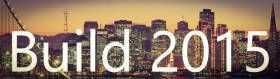 Microsoft Build 2015 starts 29th April