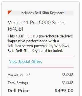 Click for the Dell page (this is not an advert.)