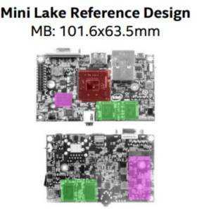 Mini Lake board
