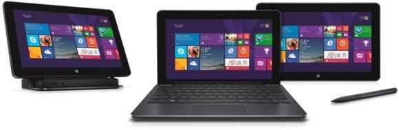 Dell Venue 11 Pro 515 with 64-bit Windows