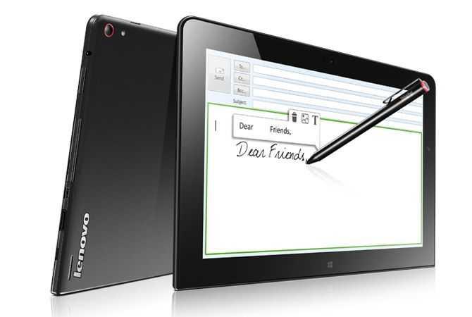 Lenovo Thinkpad 10 2015 comes with Atom X5 or X7