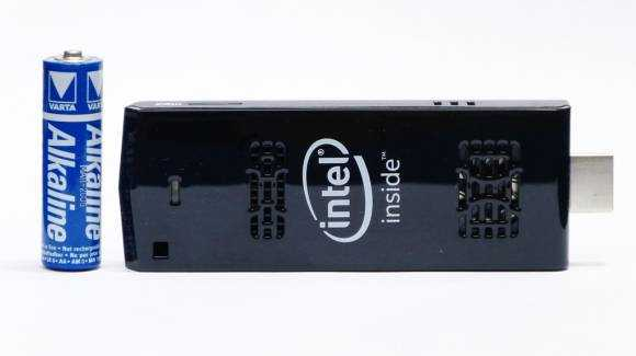 Intel Compute Stick - 56 grams of PC.