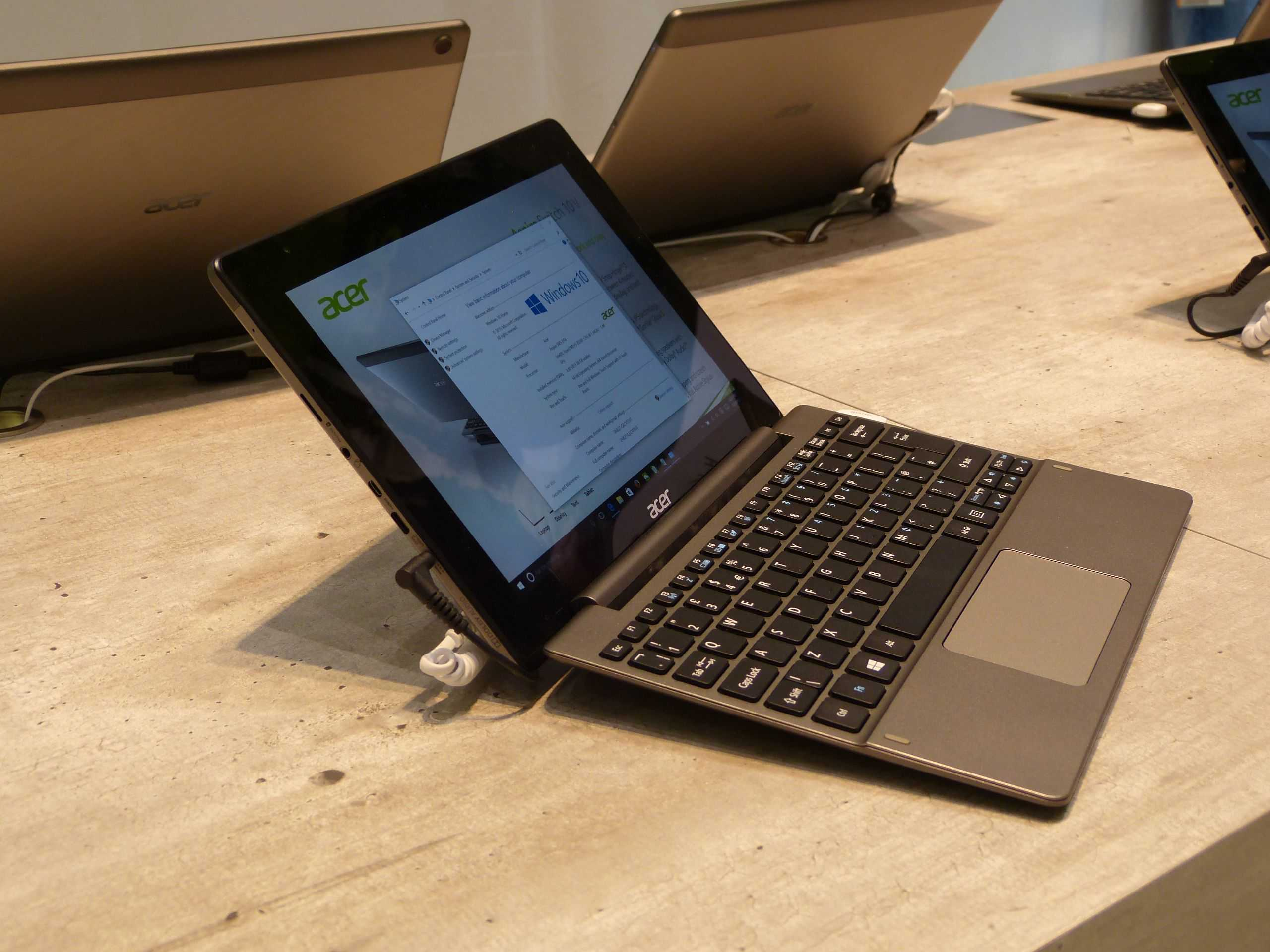 acer aspire switch 10v updated with xtom x5 hands on. Black Bedroom Furniture Sets. Home Design Ideas