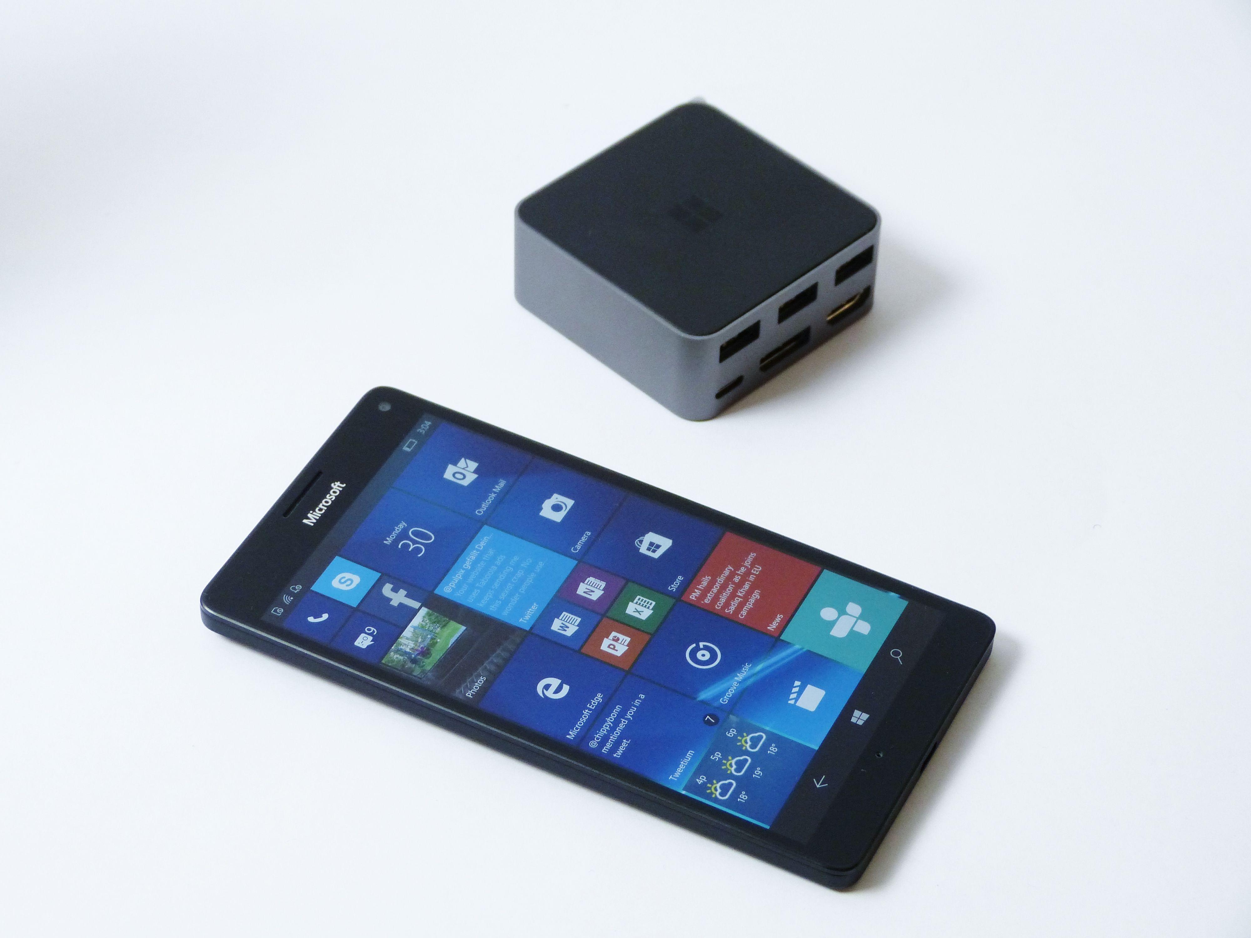 Analysis of Microsoft Lumia 950
